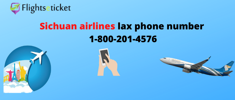 sichuan airlines lax phone number